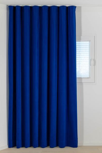 Akustik Velour Vorhangstoff Drapilux 20428 Drapilux 20405 Vorhang